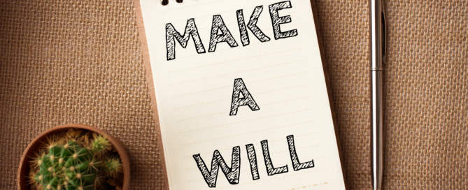 Make a Will Pad, Pen and Cactus